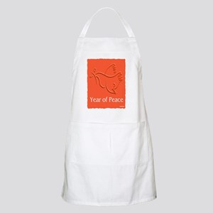 Year Of Peace Apron
