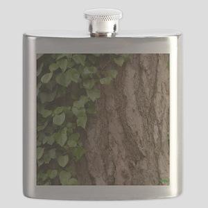 Rosh Hashanah Tree Of Life Flask