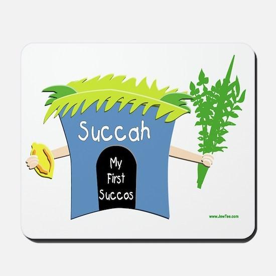 my first succos Mousepad