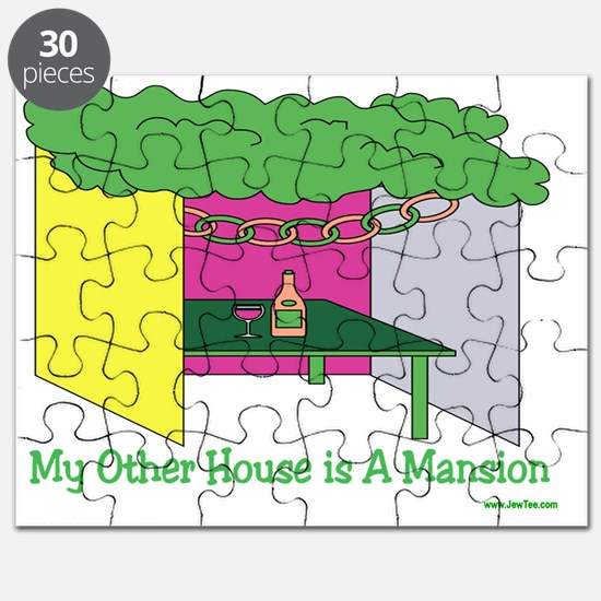My Other House Is A Mansion Puzzle