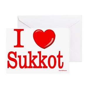 Sukkot greeting cards cafepress m4hsunfo