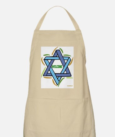 Welcome to My Sukkah Apron