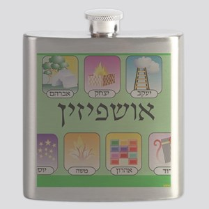 Ashpezin Poster Flask