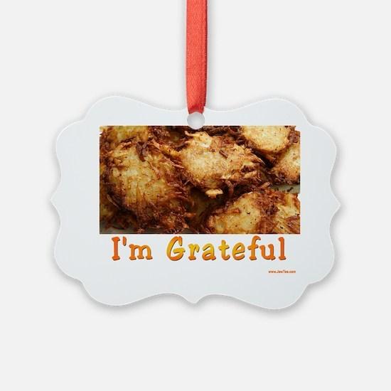 Im Grateful Latkes Ornament