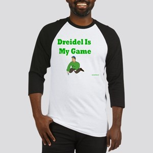 Driedel is My Game Baseball Jersey