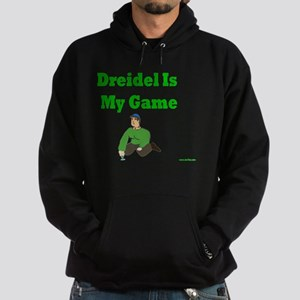 Driedel is My Game Hoodie (dark)