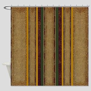 Western Pillow 32 Shower Curtain