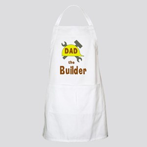 Dad the Builder Apron