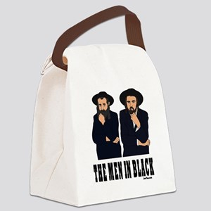 thE MEN IN BLACK Canvas Lunch Bag