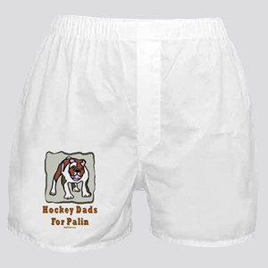 Hockey Dads Palin Boxer Shorts