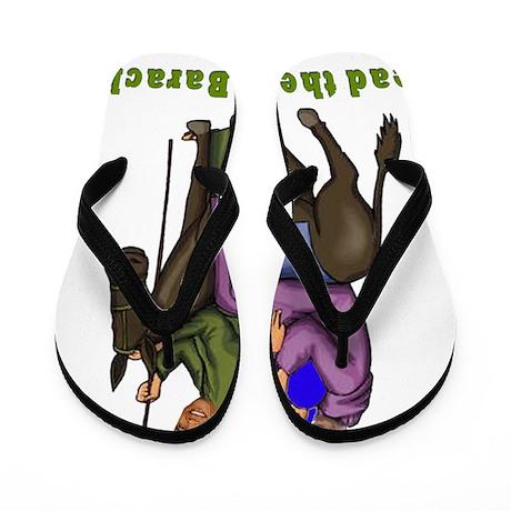 Lead the Way Barack flat Flip Flops