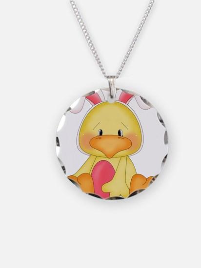Duck bunny Necklace