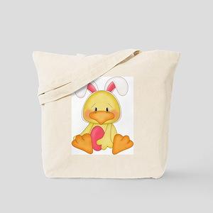 Duck bunny Tote Bag