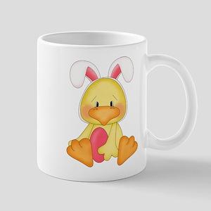 Duck bunny Mug