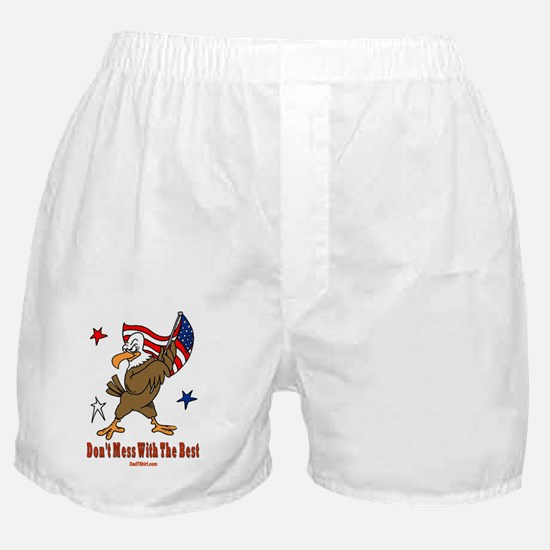 Dont Mess With The Best Boxer Shorts