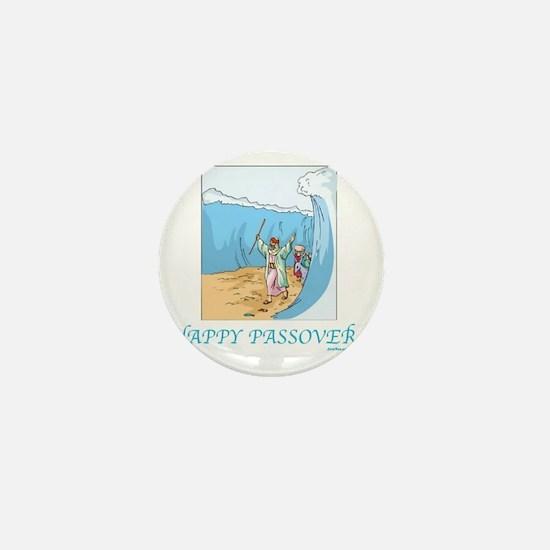 HAPPY PASSOVER CARD 1 Mini Button