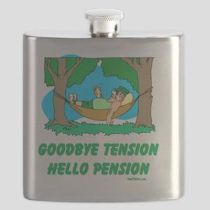 Hello Pension flat Flask