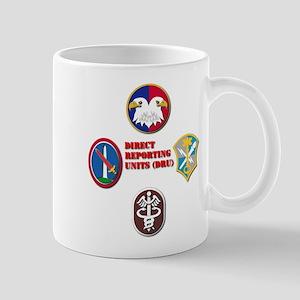 Direct Reporting Unit (DRU) Mug