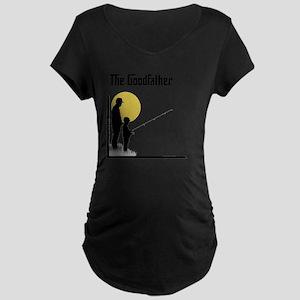 The Goodfther Maternity Dark T-Shirt