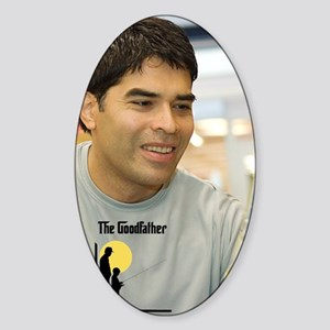 The Goodfather Sticker (Oval)