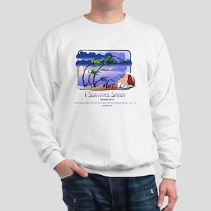 I Survived Sandy Sweatshirt