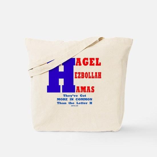 Anti Hagel And Friends Tote Bag