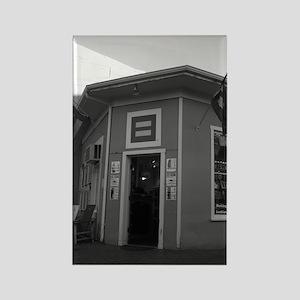 Renick Design Provincetown HRC Store Magnet