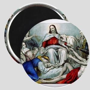 Christus consolator - 1856 Magnet