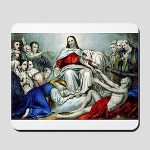 Christus consolator - 1856 Mousepad