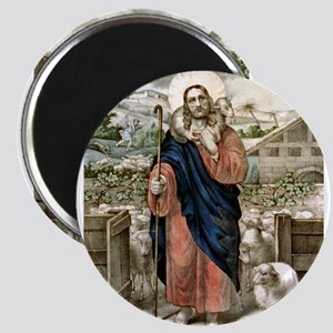 Good shepherd Je suis el bon pasteur - 1856 Magnet