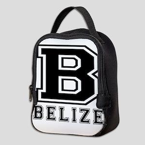 Belize Designs Neoprene Lunch Bag