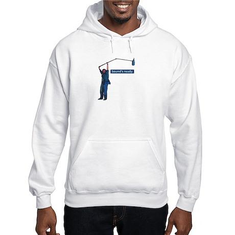 """Sound's Ready"" (Boom Guy) Hooded Sweatshirt"