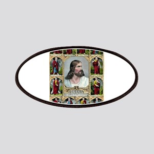 Jesus and the twelve apostles - 1847 Patch