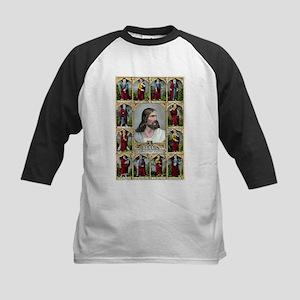 Jesus and the twelve apostles - 1847 Kids Baseball
