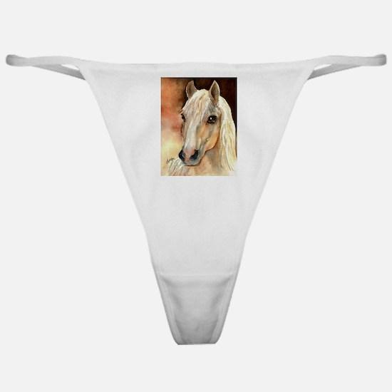 Palomino Horse Classic Thong