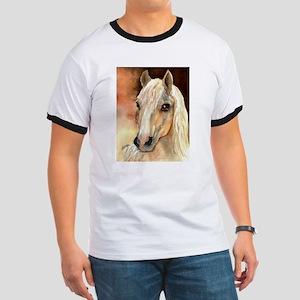 Palomino Horse Ringer T