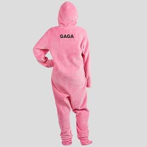 GAGA Footed Pajamas