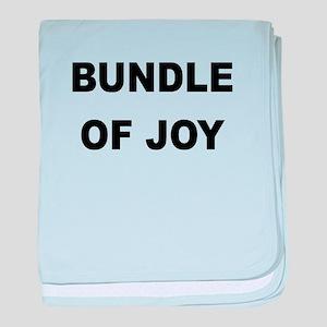 BUNDLE OF JOY baby blanket