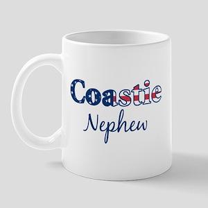 Coastie Nephew (Patriotic) Mug