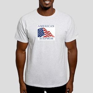 American Stepmom Ash Grey T-Shirt