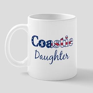 Coastie Daughter (Patriotic) Mug