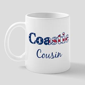 Coastie Cousin (Patriotic) Mug