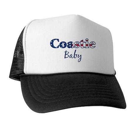 Coastie Baby (Patriotic) Trucker Hat