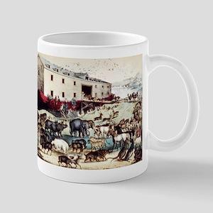 Noah's ark - 1907 11 oz Ceramic Mug