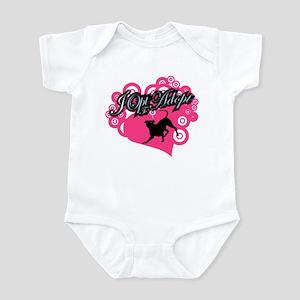 Staffordshire Bulldogge Infant Bodysuit