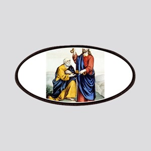St. Peter receiving the keys - 1907 Patch