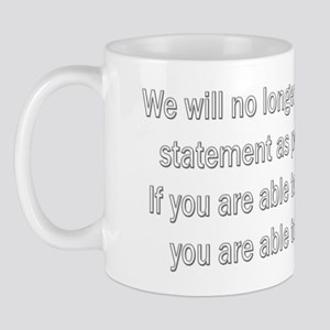 doctor invert Mug