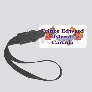 Prince Edward Island Small Luggage Tag