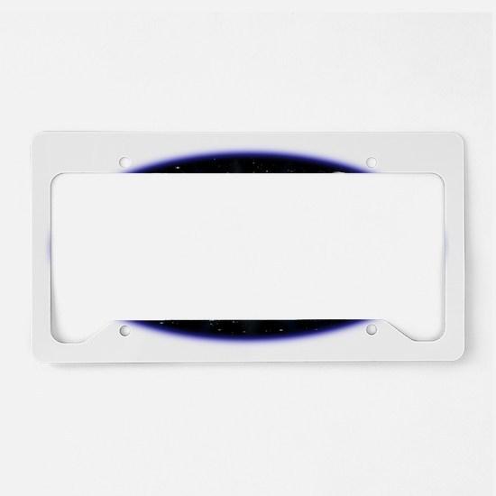 celestialwhitestars7Mug License Plate Holder