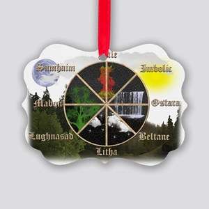 calender Picture Ornament